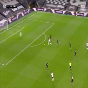 Tottenham [1] - 0 Manchester City - Heung-min Son 5'