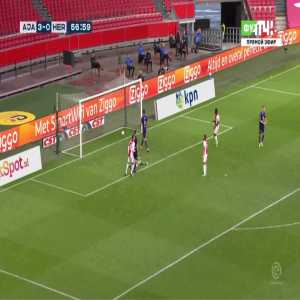 Ajax 4-0 Heracles - Dusan Tadic 57'