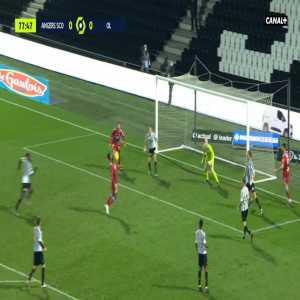 Angers 0-1 Lyon - Tino Kadewere 78'
