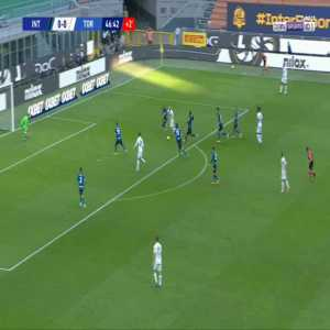 Inter 0-1 Torino - Simone Zaza 45'+2'