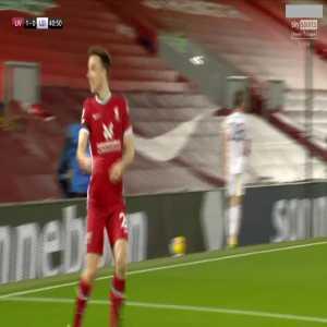 Liverpool [2] - 0 Leicester - Diogo Jota 41'