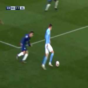 Manchester City Eds 2-0 Chelsea Eds - Liam Delap (Nice Finish)