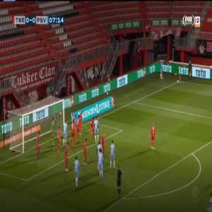Twente 0-1 PSV - Donyell Malen 8'