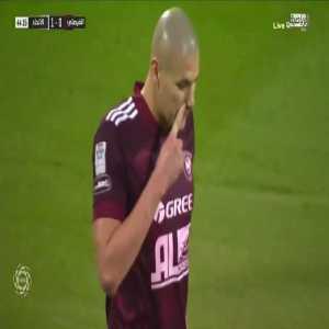 Al-Faisaly 0 - [1] Al Ittihad — Romarinho 44' — (Saudi Pro League - Round 5)