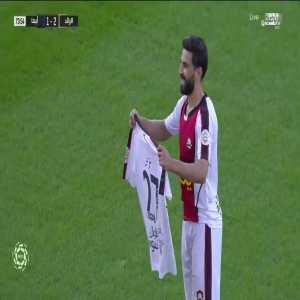 Al-Raed [2] - 1 Abha — Mohammed Fouzair 74' — (Saudi Pro League - Round 5)
