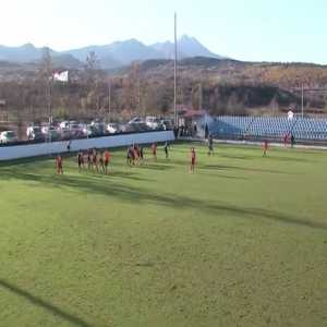 Hrvace 1 - [1] Zagora - Luetić 50' (Great goal) Third Croatian League