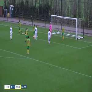 Leeds U23 [2] - 1 West Brom U23 - Helder Costa (great solo goal)