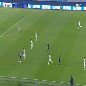 Lazio 2-0 Zenit - Marco Parolo 22'