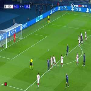 PSG [1] - 0 RB Leipzig - Neymar Jr (penalty) 10'