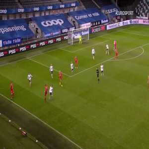 Rosenborg 0-3 Brann - Sander Svendsen 47'