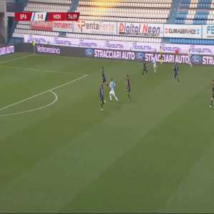 Spal 2-0 Monza - Enrico Brignola 75'