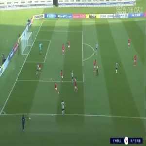 Andres Iniesta 84' – Guangzhou 1–[3] Vissel Kobe (ACL GS)