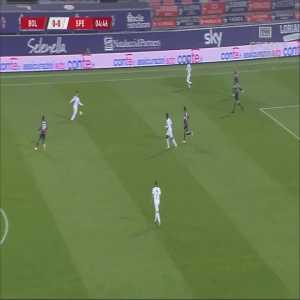 Bologna 0-1 Spezia - Roberto Piccoli 5'