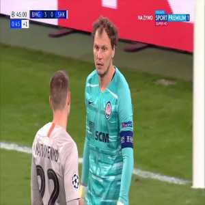 Borussia Mönchengladbach 3-0 Shakhtar Donetsk - Breel Embolo 45+1' bicycle kick