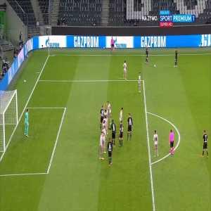 Borussia Mönchengladbach 4-0 Shakhtar Donetsk - Oscar Wendt FK 77'