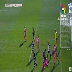 Cartagena 0-2 Mallorca - Lago Junior penalty 81'