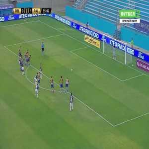 Delfin 0-2 Palmeiras - Roni penalty 36'