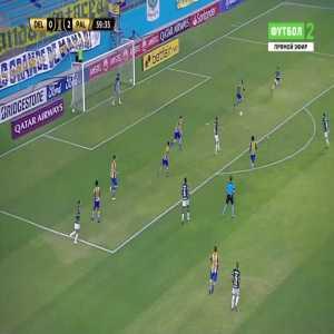 Delfin 0-3 Palmeiras - Ze Rafael 60'