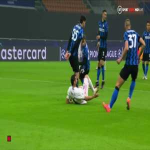 Inter 0 - [1] Real Madrid - Eden Hazard (penalty) 7'