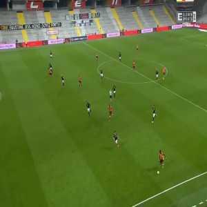 Lens 1-0 Nantes - Gaël Kakuta 27'