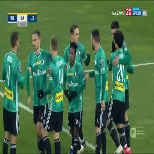 Widzew Łódź 0-1 Legia Warszawa - Mateusz Cholewiak 6' (Polish Cup)