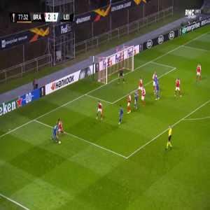 Braga 2-[2] Leicester - Luke Thomas 78'