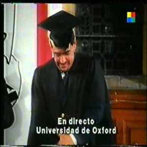 Diego Maradona at Oxford University. The measure of the man's charisma and genius, when he juggles a golf ball in loafers. It's a long way from the slums of Buenos Aires to the levels he reached, and none of us will ever understand the distance he traveled. RIP to the Greatest. (a 1:25 of video).
