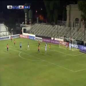 Fenix 0-1 Independiente - Lucas Gonzalez 3'