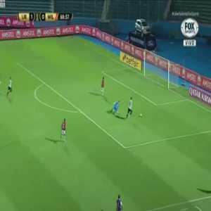 Libertad 2-0 Jorge Wilstermann - Oscar Cardozo 69'