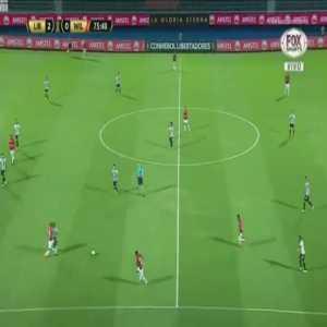Libertad 2-[1] Jorge Wilstermann - Humberto Osorio 74'