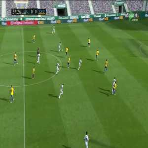 Elche 1-0 Cádiz - Lucas Boyé 38'