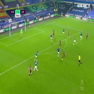 Everton 0 - [1] Leeds - Raphinha 79'