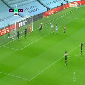 Manchester City [5] - 0 Burnley - Riyad Mahrez (hat-trick) 69'