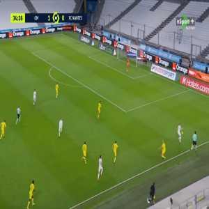 Olympique Marseille 2-0 Nantes - Dimitri Payet 35'