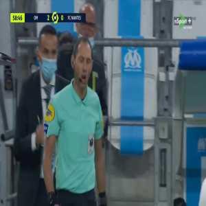 Olympique Marseille 3-0 Nantes - Darío Benedetto PK 60'