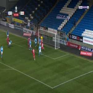 Peterborough 1-[2] Chorley - Mike Calveley 62'