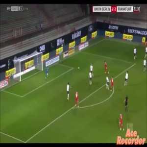Union Berlin[3]-3 Frankfurt -Max Kruse 82' (great goal)