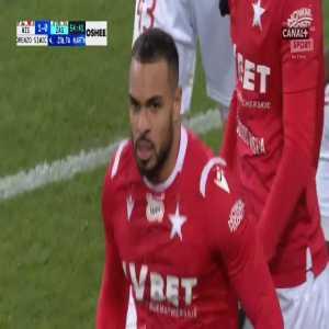 Wisła Kraków 1-0 Zagłębie Lubin - Felicio Brown Forbes 55' (Polish Ekstraklasa)