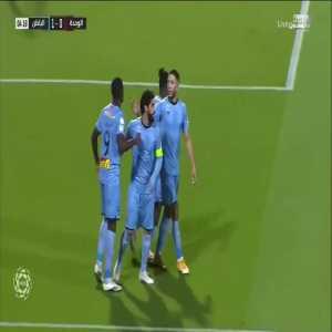 Al-Wehda 0 - [1] Al Batin — Fabio Abreu 4' — (Saudi Pro League - Round 6)