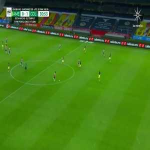 America 0-[1] Guadalajara: Chicote Calderón great goal (2-0 Aggregate Liga Mx Quarterfinals)