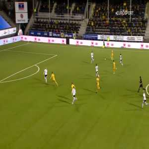 Bodø/Glimt 2-0 Rosenborg - Ola Solbakken 27'