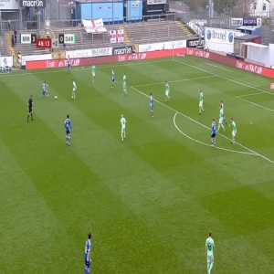 Bristol Rovers 4-0 Darlington - Erhun Oztumer 45'+2'