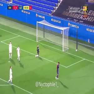 FC Barcelona B [2] - [1] Lleida Esportivu - Konrad De La Fuente great solo run