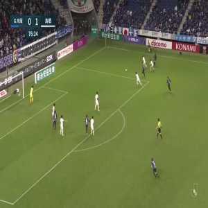 Gamba Osaka (1)-1 Sagan Tosu - Patric heel goal