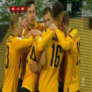 GKS Katowice 1-0 Motor Lublin - Krystian Sanocki 66' great counter (Polish II liga)