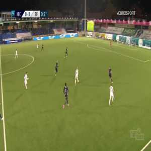 Kristiansund 0-1 Strømsgodset - Moses Mawa 5'