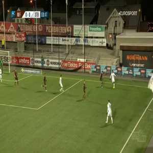 Mjøndalen 0-1 Stabæk - Emil Bohinen 1'