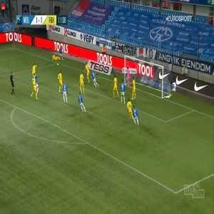 Molde [2]-1 Haugesund - Ola Brynhildsen 12'