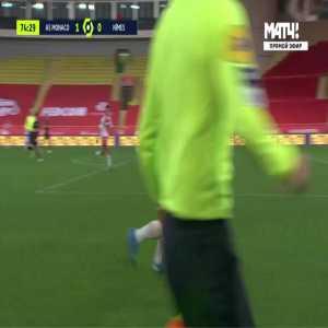 Monaco 2-0 Nîmes - Gelson Martins 75'