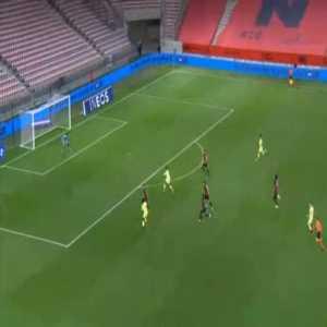 Nice 0-1 Dijon - Mama Balde 21'